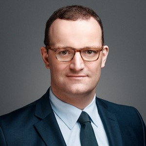 Jens Spahn, Federal Minister of Health, Germany