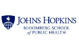 Logo: Johns Hopkins Bloomberg School of Public Health