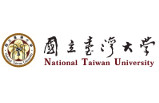 Logo:  National Taiwan University